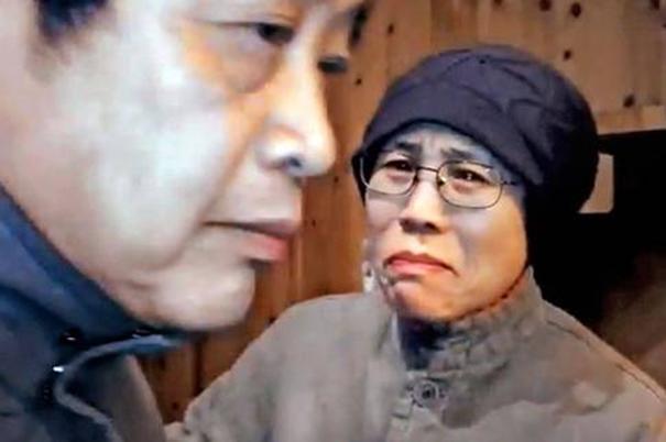 Liu xiaobos advokat fick inte resa i vag